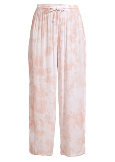Tiare Hawaii Heatwave Cropped Wide Leg Pants