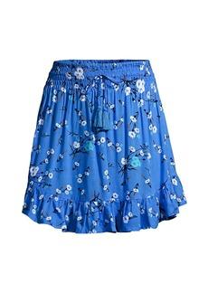 Tiare Hawaii Lily Rose Mini Skirt