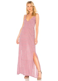Tiare Hawaii Millie Open Back Maxi Dress