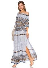 Tiare Hawaii Sage Dress