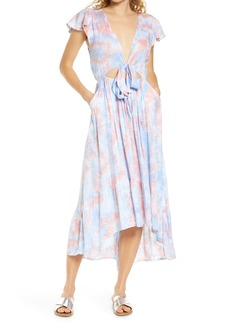 Tiare Hawaii Blake Cover-Up Maxi Dress