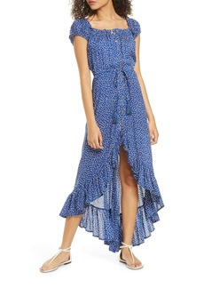 Tiare Hawaii High/Low Cover-Up Dress