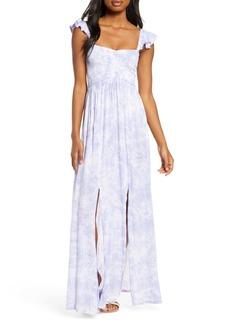 Tiare Hawaii Hollie Cover-Up Maxi Dress