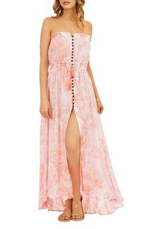 Tiare Hawaii Ryden Maxi Dress Swim Cover-Up