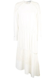 Tibi Guipure lace dress
