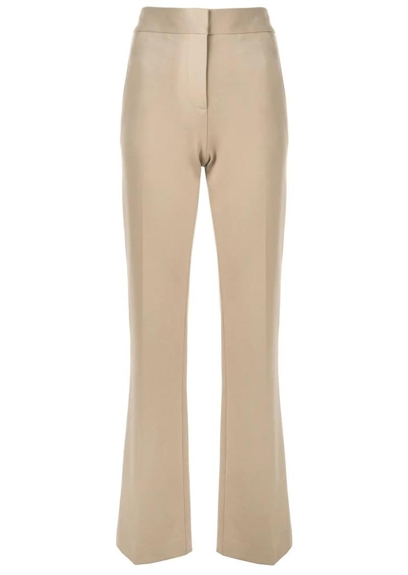 Tibi Jamie bootcut trousers