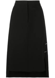 Tibi Anson asymmetric skirt