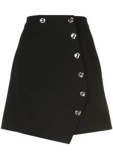 Tibi Anson A-line mini skirt