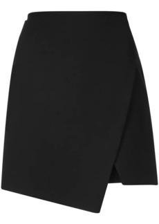 Tibi Anson flap front mini skirt