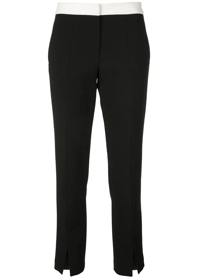 Tibi Anson slim trousers