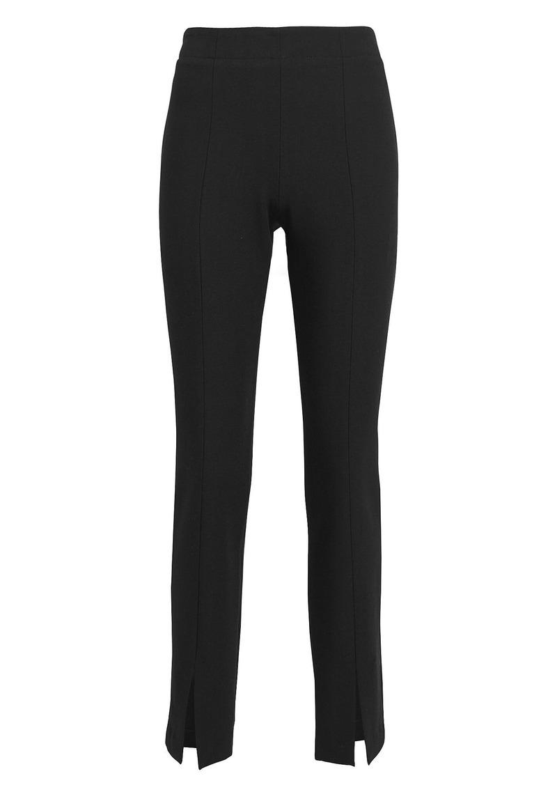 Tibi Anson Tailored Crepe Trousers