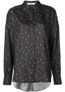 Tibi Ant Polka Dot blouse