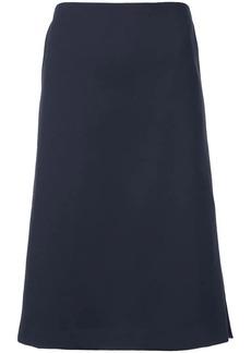 Tibi Bond a-line skirt