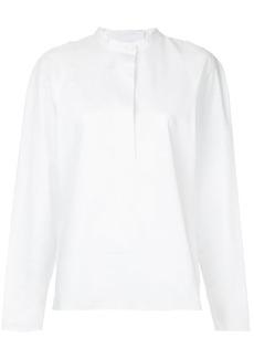 Tibi button back shirt