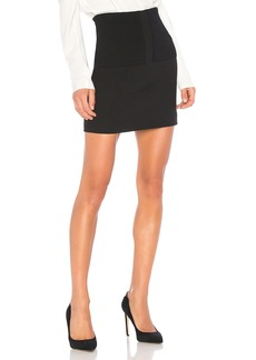 Tibi Camille Mini Skirt