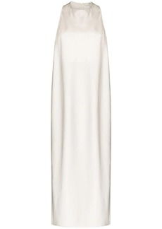 Tibi Celia silk midi dress