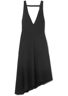 Tibi Crepe Midi Dress