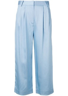 Tibi cropped pleat trousers