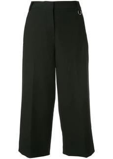 Tibi cropped wide-leg trousers