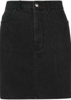 Tibi denim mini skirt