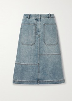 Tibi Denim Skirt