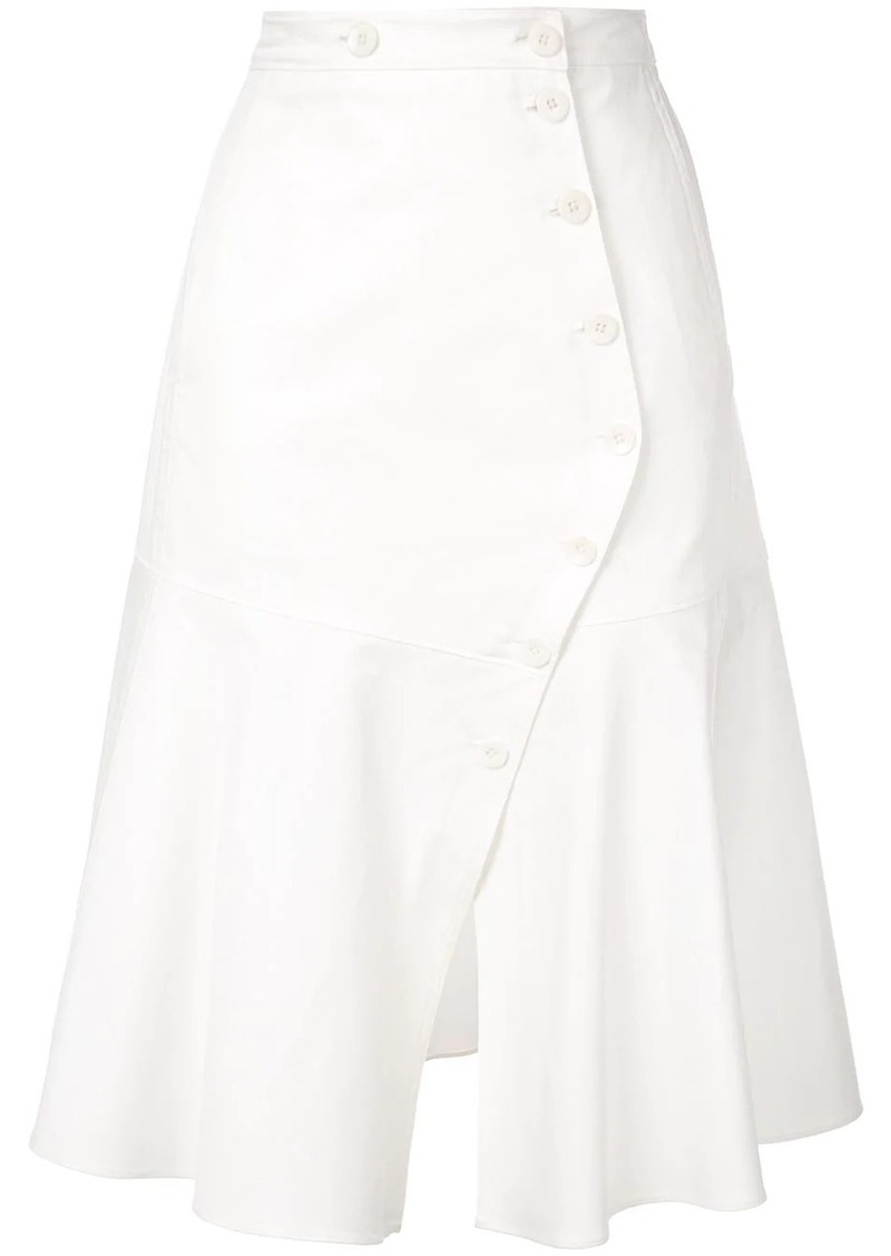 Tibi Dominic Twill skirt