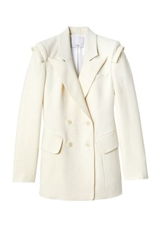 Tibi Double-Breasted Blazer