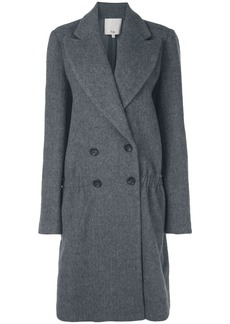 Tibi double breasted coat