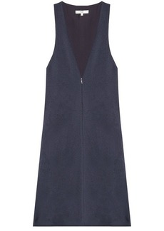 Tibi Dress with Zip Front