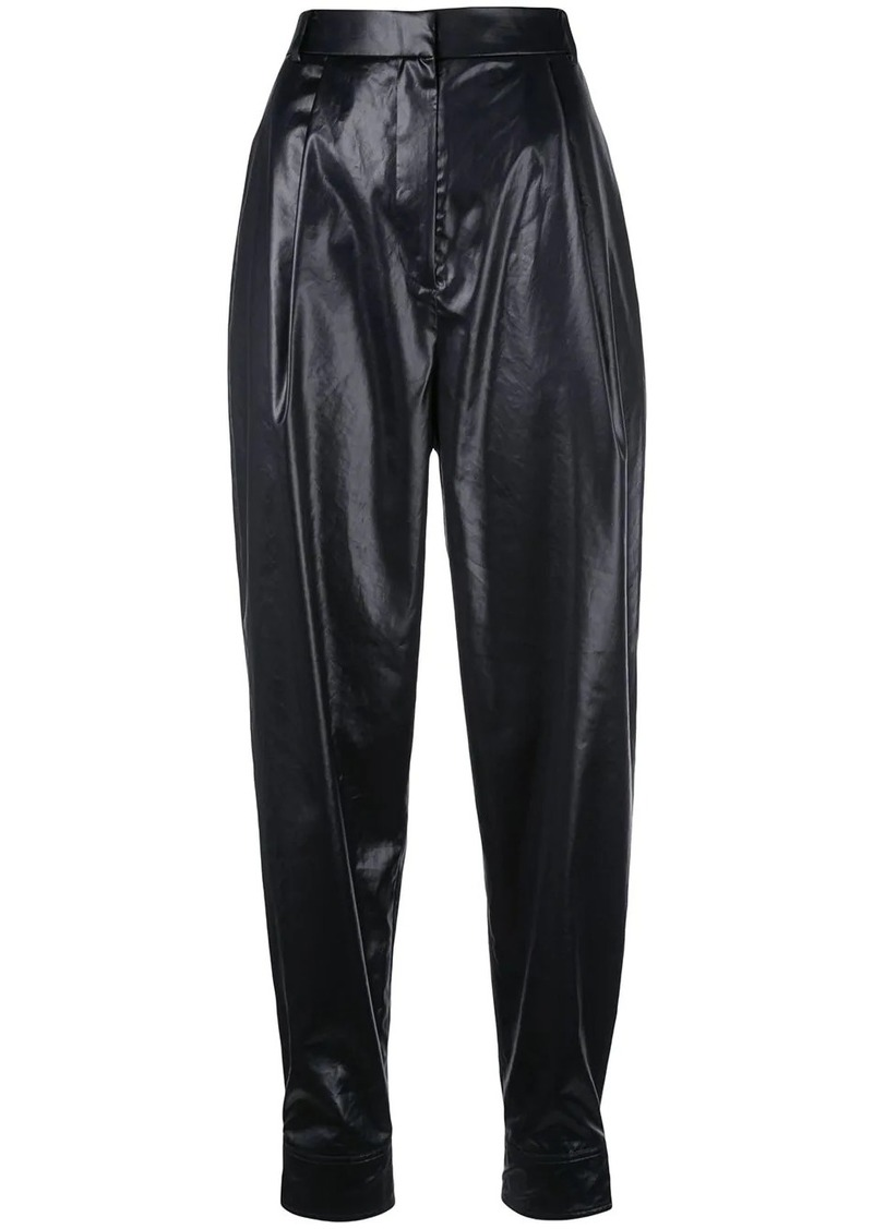 Tibi high-rise tapered trousers