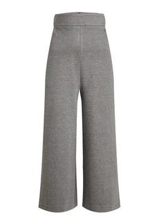 Tibi High Waist Pants with Wide Leg