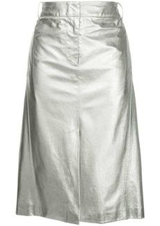 Tibi high-waisted skirt