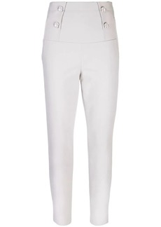 Tibi high-waisted tailored trousers