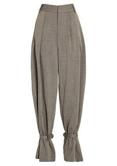 Tibi Luka Tapered Suiting Pants