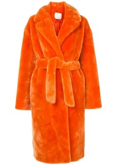 Tibi oversized coat