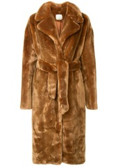 Tibi oversized trench coat