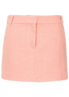 Tibi Luxe mini skirt