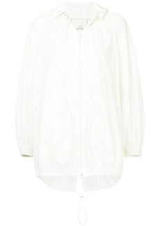 Tibi oversized hooded jacket