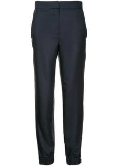 Tibi plain straight trousers