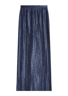 Tibi Plisse Pleated Skirt