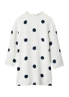 Tibi Polka Dot Dress