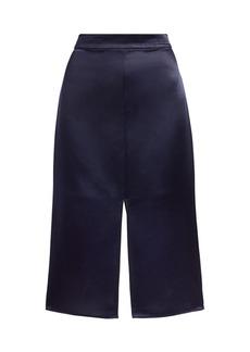 Tibi Satin Skirt