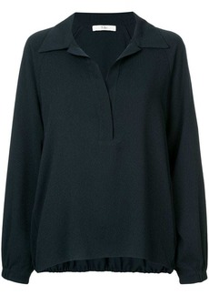 Tibi Savanna polo shirt