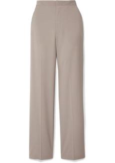 Tibi Sebastian Woven Straight-leg Pants