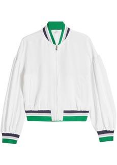 Tibi Silk Cleo Jacket