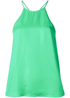 Tibi sleeveless fitted vest top