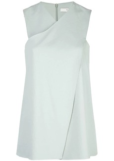 Tibi sleeveless V-neck top