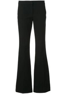 Tibi slim bootcut trousers