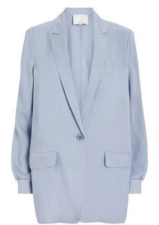 Tibi Soft Single Button Blazer