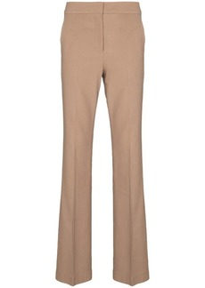 Tibi Straight leg tailored trousers